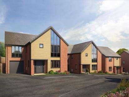 Detached House for sale in Seaton, Devon