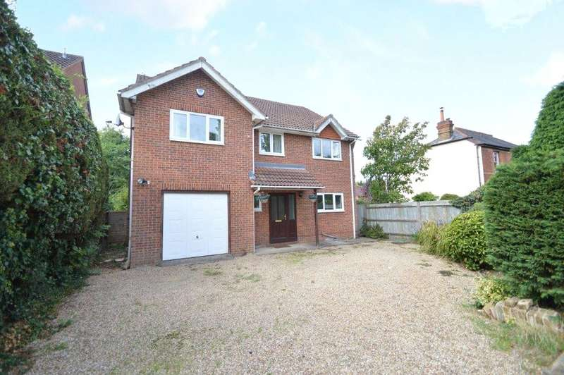 4 Bedrooms Detached House for sale in Cox Green Road, Maidenhead, Berkshire, SL6