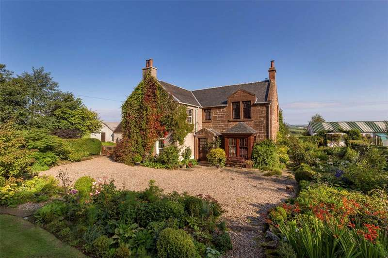 4 Bedrooms Detached House for sale in East Hillhead Farm - Lot 1, By Mauchline, East Ayrshire, KA5