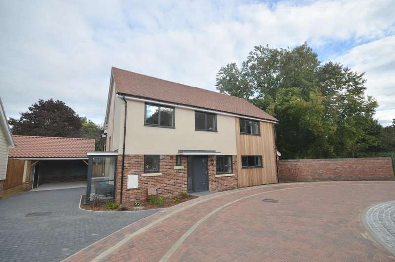 5 Bedrooms Detached House for sale in Plot 15, Kiln Road, Ardleigh
