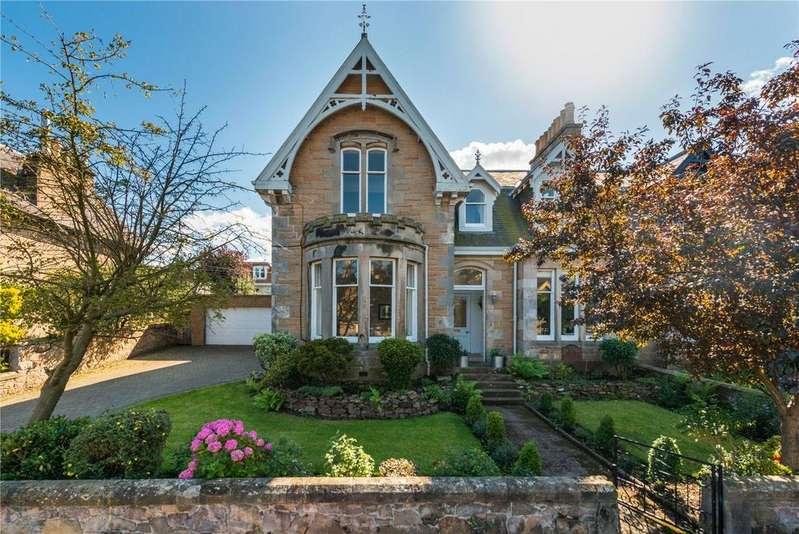5 Bedrooms Semi Detached House for sale in 5 Marmion Road, North Berwick, East Lothian, EH39