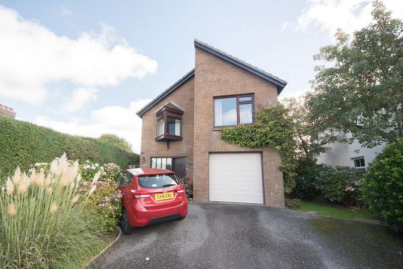 3 Bedrooms Detached House for sale in Clarach Road, Borth