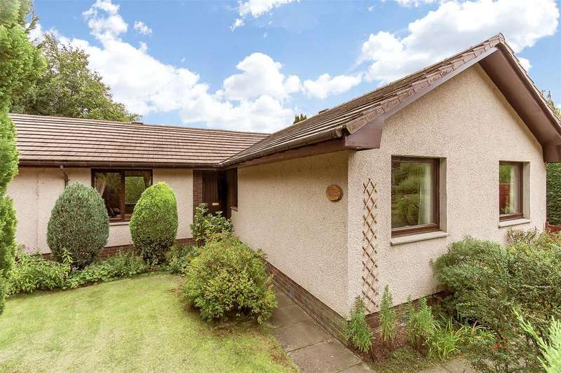 4 Bedrooms Detached Bungalow for sale in 3 The Orchard, Woodside, Blairgowrie, PH13