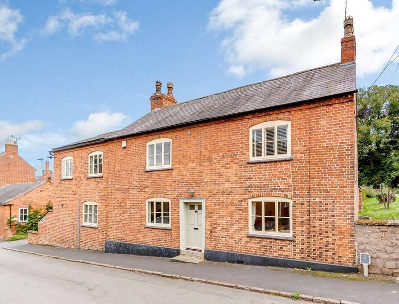 4 Bedrooms Detached House for sale in Church Street, Husbands Bosworth, Lutterworth, Leicestershire
