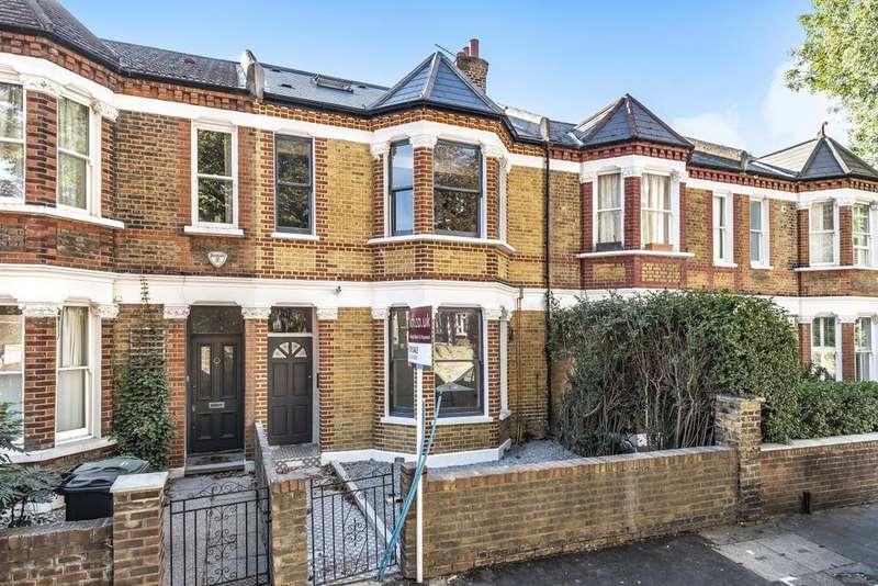 2 Bedrooms Flat for sale in Cubitt Terrace, Clapham