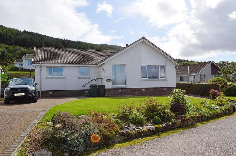 3 Bedrooms Bungalow for sale in Letters Way, Strachur, Argyll and Bute, PA27 8DP