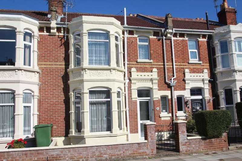 3 Bedrooms Terraced House for sale in Ophir Road, Portsmouth PO2