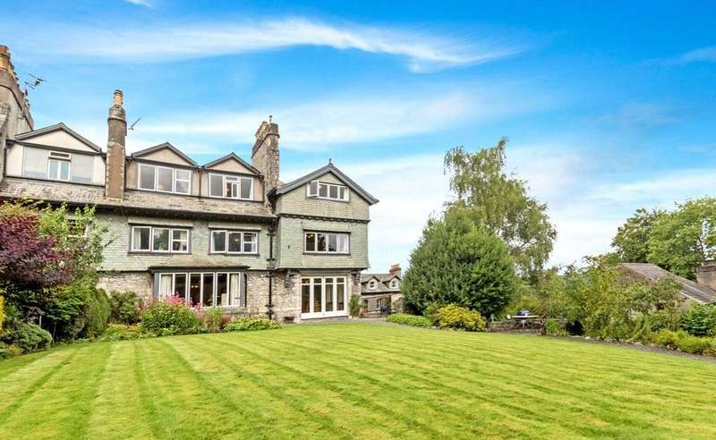 6 Bedrooms Semi Detached House for sale in Lynn Side, Gillinggate, Kendal, Cumbria