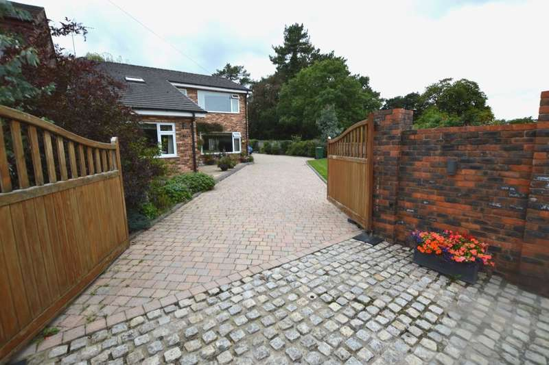 4 Bedrooms Detached House for sale in Beauty Bank, Darnhall, Winsford, CW7