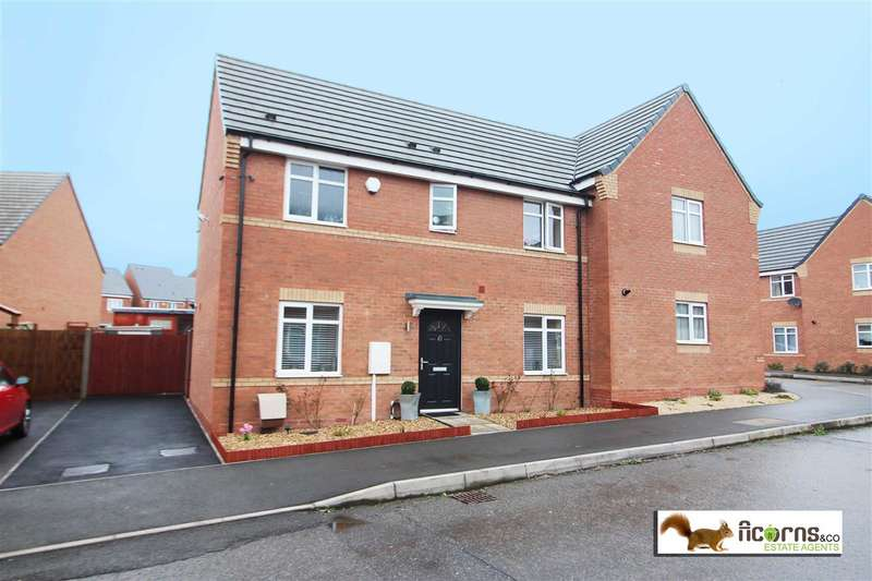 3 Bedrooms Semi Detached House for sale in Northumberland Way, Walsall