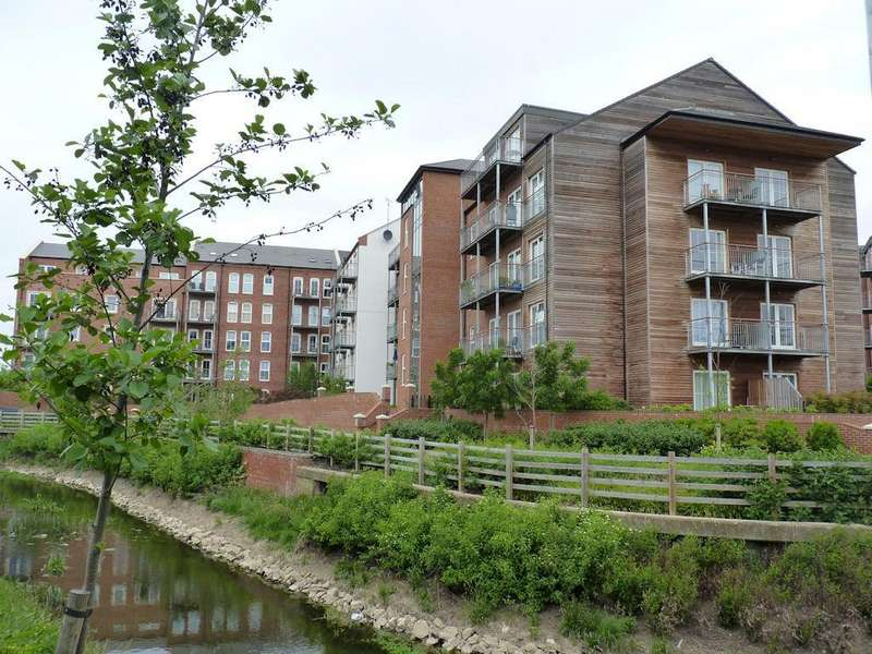 1 Bedroom Apartment Flat for sale in St. Marys Road, Market Harborough