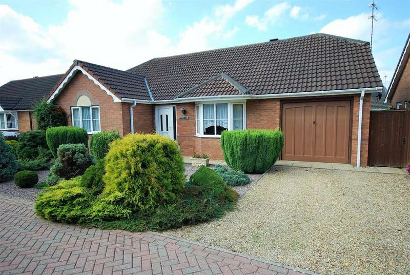 3 Bedrooms Detached Bungalow for sale in Foxes Lowe Road, Holbeach, Spalding