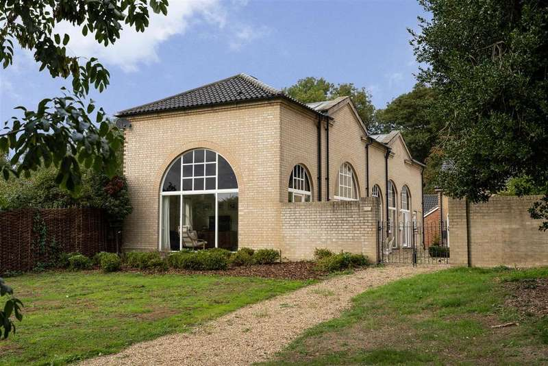 3 Bedrooms Semi Detached House for sale in The Stables Carlton Park, Carlton, Saxmundham