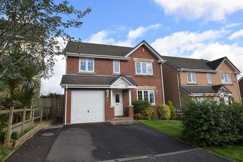 4 Bedrooms Detached House for sale in The Orchards, Landkey, Barnstaple
