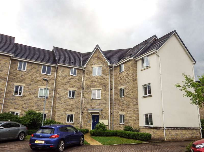 2 Bedrooms Apartment Flat for sale in Vale View, Mossley, Ashton-under-Lyne, Greater Manchester, OL5