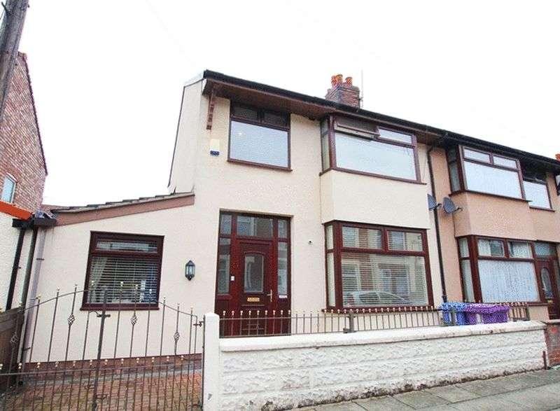 3 Bedrooms Property for sale in Portelet Road, Old Swan, Liverpool, L13