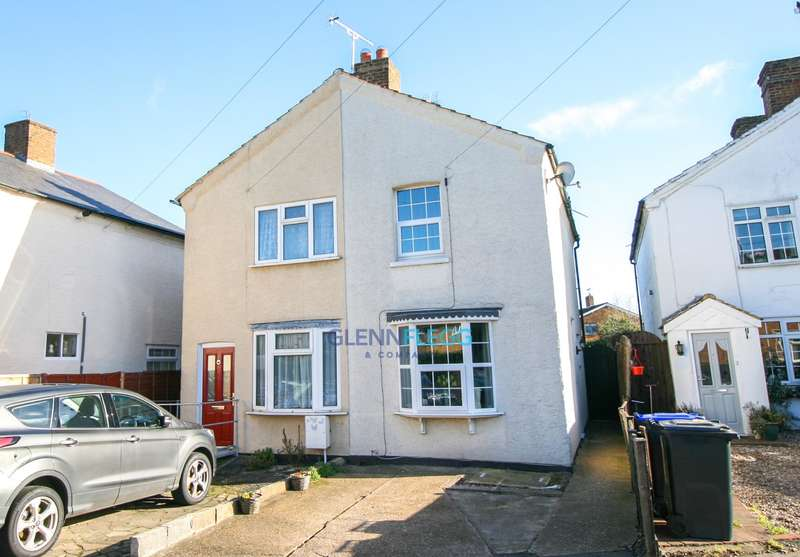 2 Bedrooms Semi Detached House for sale in Lovely 2 Double Bedroom Semi on Fairfield Road, Burnham