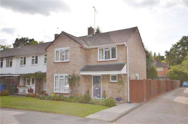 4 Bedrooms End Of Terrace House for sale in Ralphs Ride, Bracknell, Berkshire