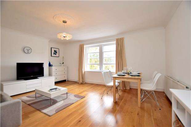 2 Bedrooms Flat for sale in Whatley Road, BRISTOL, BS8 2PS