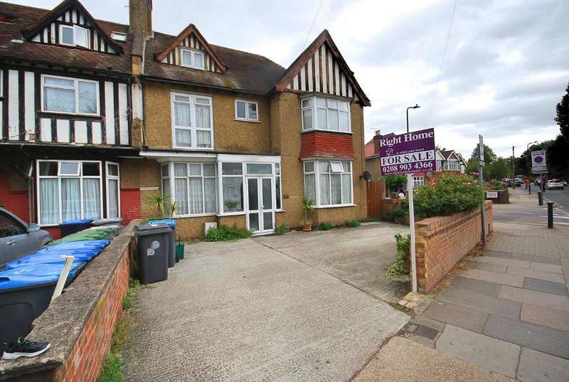 6 Bedrooms Semi Detached House for sale in STANLEY AVENUE, WEMBLEY, MIDDLESEX, HA0 4JQ