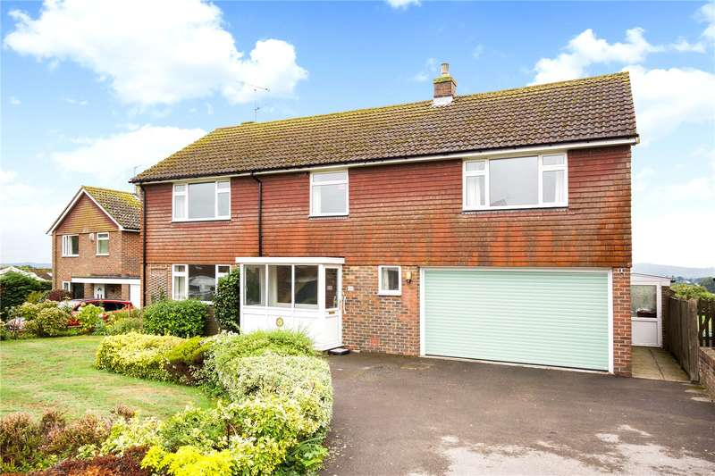 4 Bedrooms Detached House for sale in Rothermead, Petworth, West Sussex, GU28