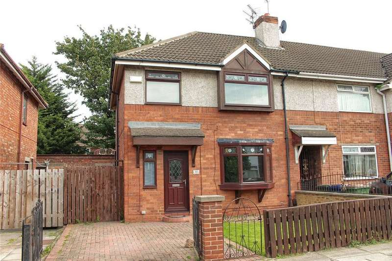 3 Bedrooms Semi Detached House for sale in Arundel Road, Grangetown