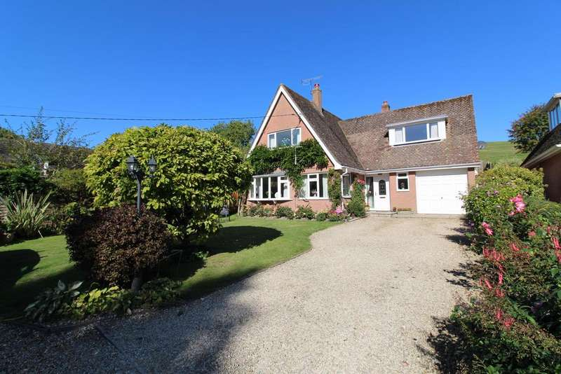 3 Bedrooms Chalet House for sale in Winterborne Houghton DT11