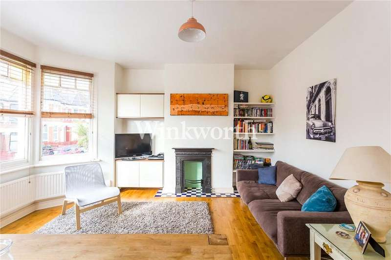 2 Bedrooms Flat for sale in Allison Road, Harringay Ladder, N8