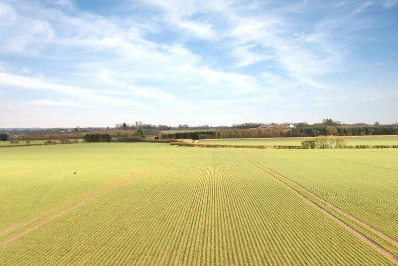 Land Commercial for sale in Friesthorpe Farm - Lot 4, Friesthorpe, Lincolnshire, LN3