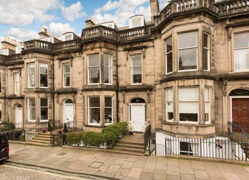 4 Bedrooms Ground Maisonette Flat for sale in 21 Coates Gardens, Edinburgh, EH12 5LG