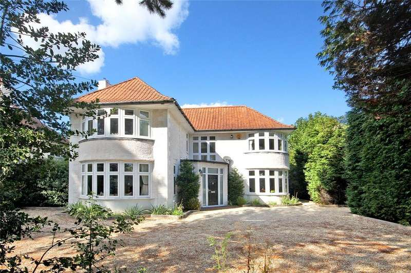 4 Bedrooms Detached House for sale in Littledown Avenue, Bournemouth, Dorset, BH7