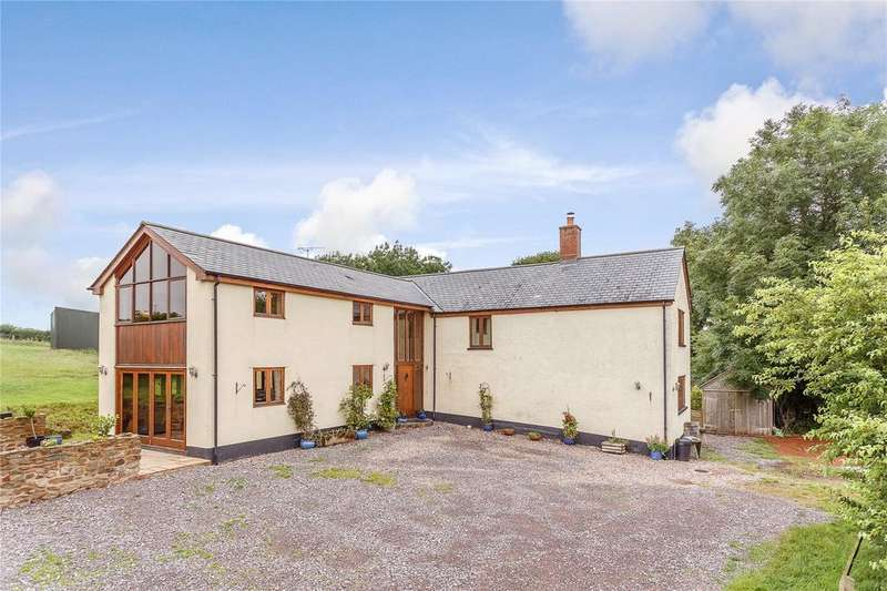 6 Bedrooms Detached House for sale in Oakford, Tiverton, Devon