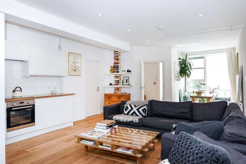 1 Bedroom Flat for sale in Bethwin Road, Camberwell