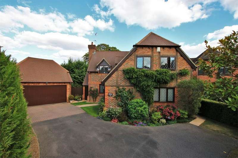 4 Bedrooms Detached House for sale in 12 Chackfield Drive, Winnersh, WOKINGHAM, Berkshire