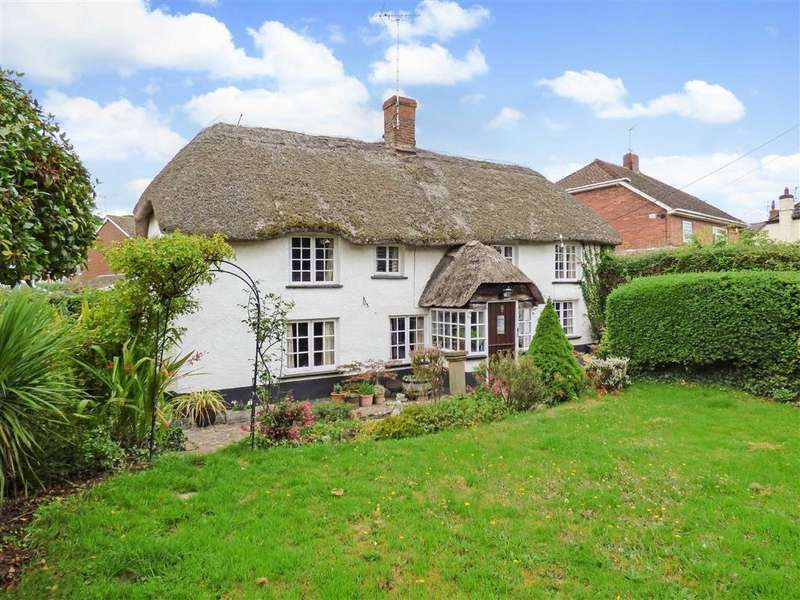 4 Bedrooms Detached House for sale in King Street, Silverton, EX5
