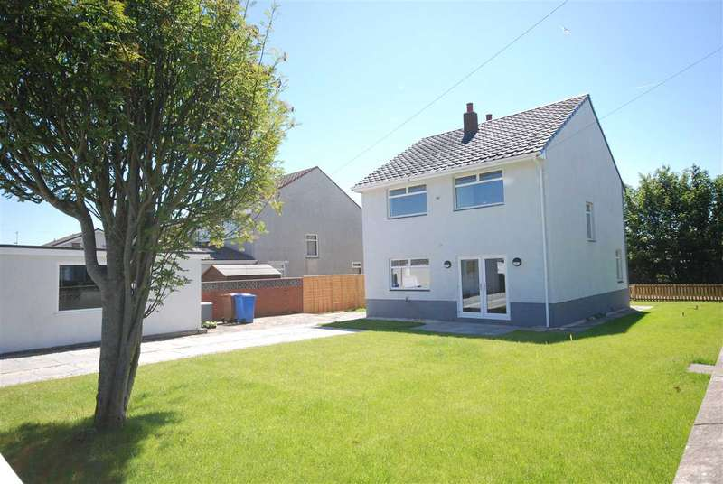 4 Bedrooms Detached House for sale in Ardneil Court, Ardrossan
