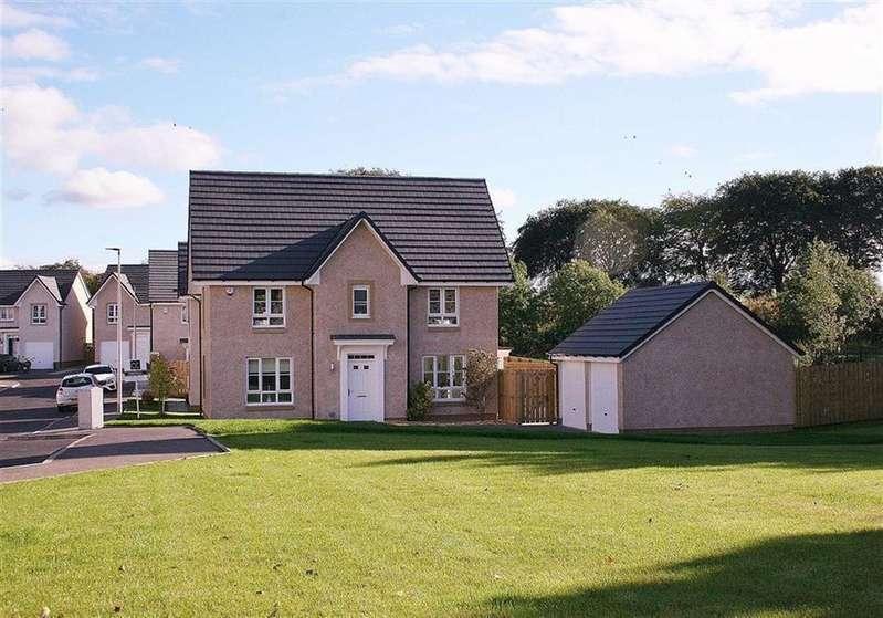 4 Bedrooms Detached House for sale in Smeaton Drive, Bonnybridge, Stirlingshire