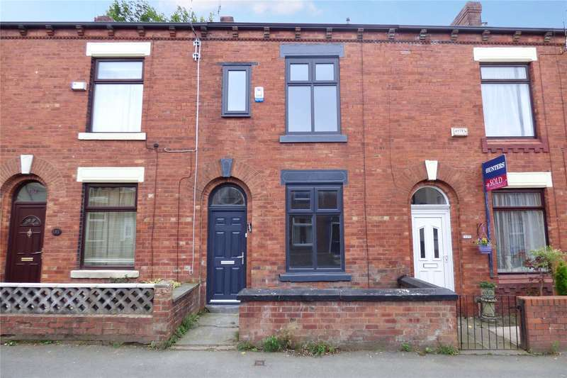 3 Bedrooms Terraced House for sale in Coalshaw Green Road, Chadderton, Oldham, OL9