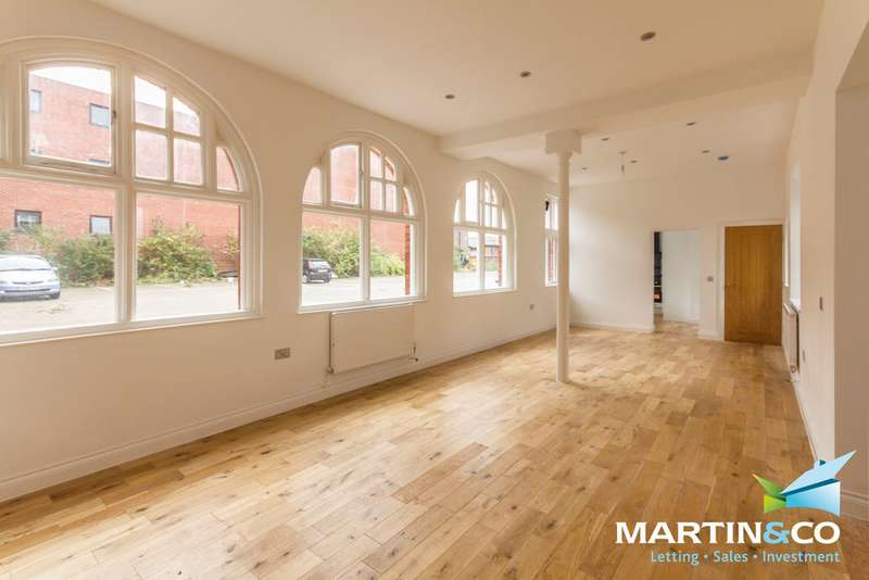 3 Bedrooms Property for sale in Camden Street, Jewellery Quarter, B1