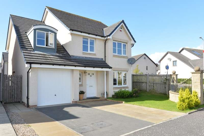 5 Bedrooms Detached House for sale in Eilston Loan, Kirkliston, EH29 9FL