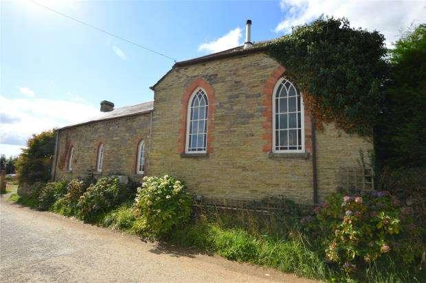 4 Bedrooms Detached House for sale in St. Pinnock, Liskeard, Cornwall