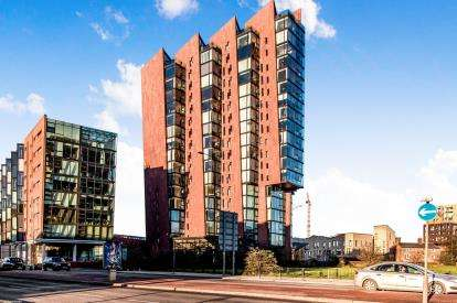 2 Bedrooms Flat for sale in Great Ancoats Street, Manchester, Greater Manchester, New Islington