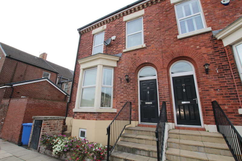 4 Bedrooms Link Detached House for sale in Tancred Road, Liverpool, L4