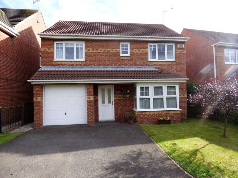 4 Bedrooms Detached House for sale in Cragston Court, Mickledales