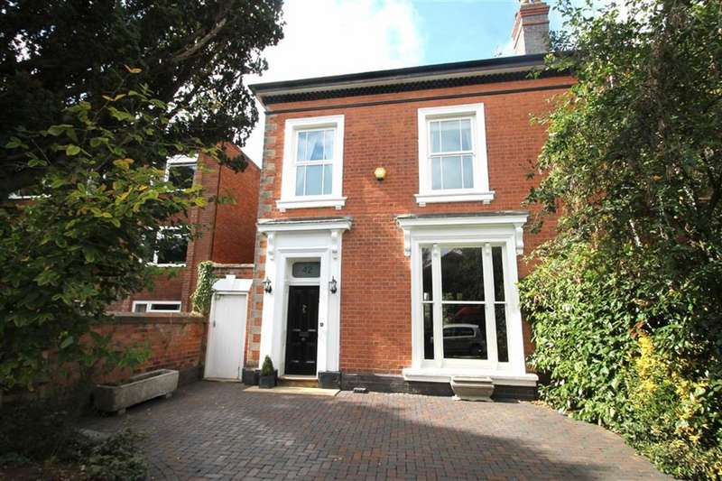 4 Bedrooms Semi Detached House for sale in St Peters Road, Harborne