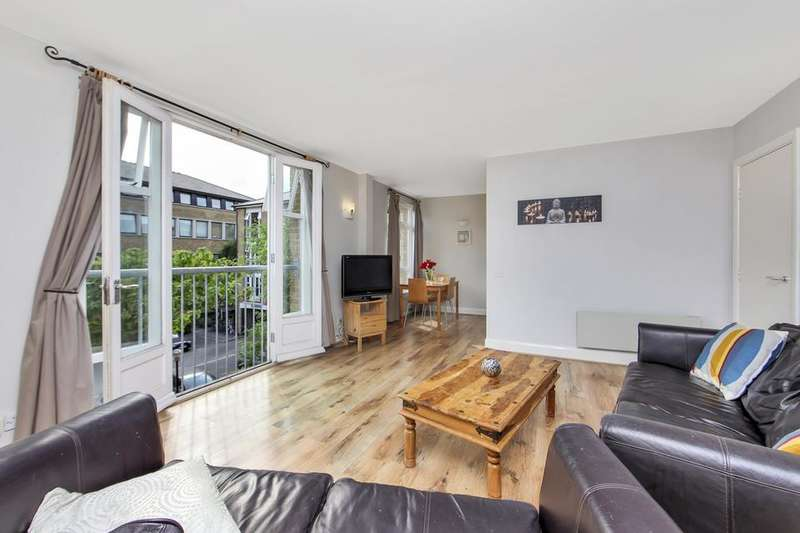 2 Bedrooms Flat for sale in Bow Quarter, 60 Fairfield Road, London E3