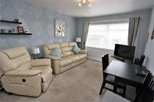2 Bedrooms Flat for sale in Tewkesbury Rd, Lemington, Newcastle upon Tyne NE15