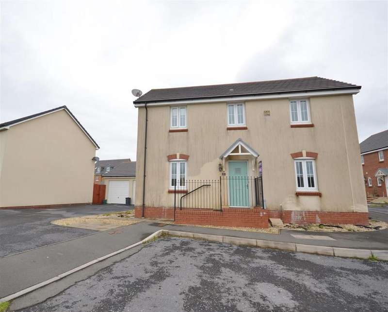 4 Bedrooms Detached House for sale in Carway, Kidwelly