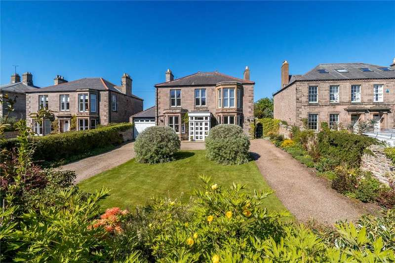 5 Bedrooms Detached House for sale in Pear Trees, Castle Terrace, Berwick-upon-Tweed, Northumberland