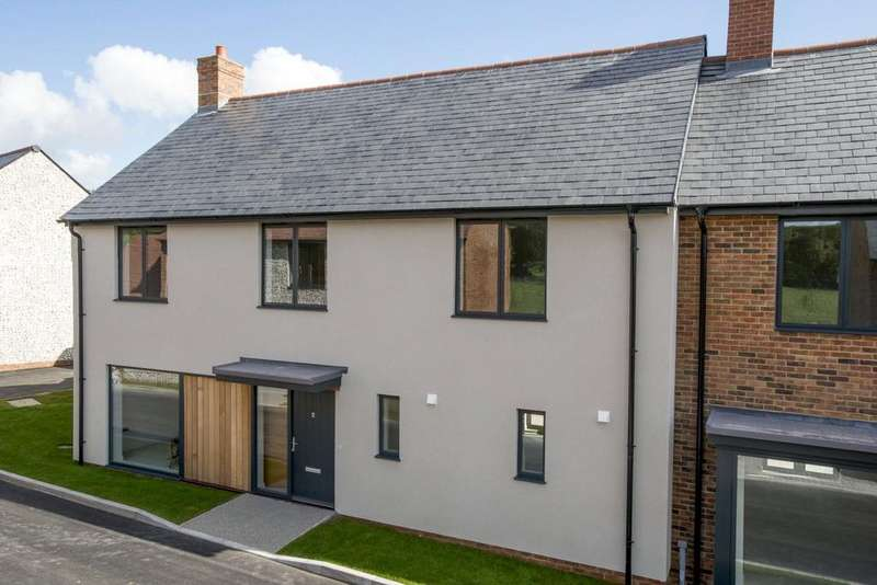 4 Bedrooms Semi Detached House for sale in High Street, Sydling St. Nicholas, Dorchester, DT2